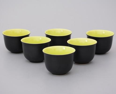 Teecups aus Keramik