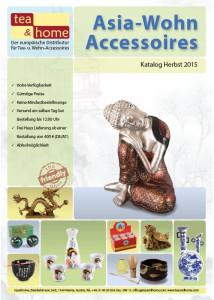 Katalog mit Küchenzubehör und Geschirr - Cover