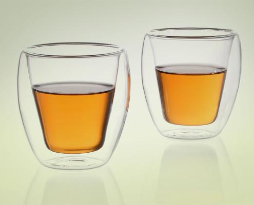 Teebecher aus Glas 200ml