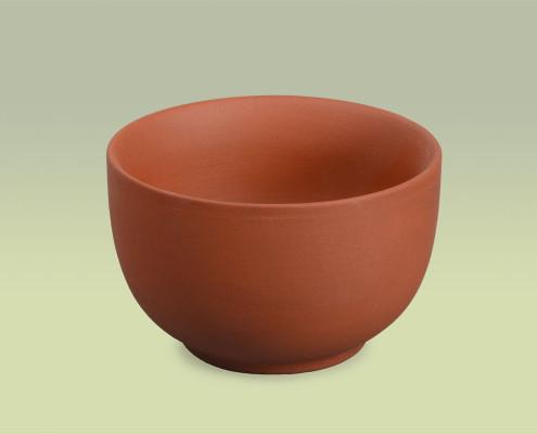 Teecup aus Ton