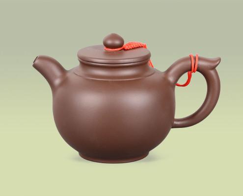Teekanne aus Ton 300ml