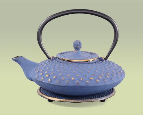 Teekanne aus Gusseisen 0,6 Liter