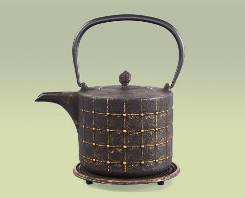 Teekanne aus Gusseisen 0,8 Liter
